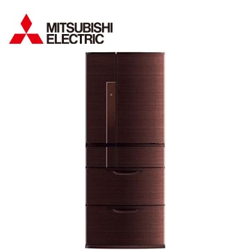 【福利品 】MITSUBISHI 635公升瞬冷凍節能六門冰箱(閃耀棕)