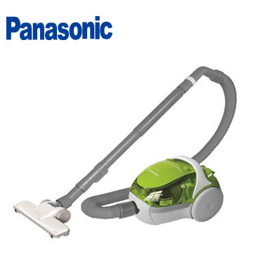 【拆封品】Panasonic 免紙袋吸塵器