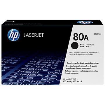 HP 80A 黑色原廠碳粉匣