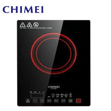 【福利品】CHIMEI 1200W薄型觸控式變頻電磁爐 FV-12A0MT