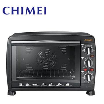 【福利品】CHIMEI 26L易潔式後旋風電烤箱