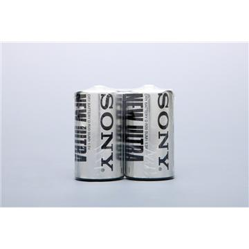 SONY碳鋅1號電池(2入) D2