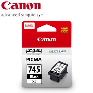 佳能CANON 745XL 高容量黑色墨水匣 PG-745XL