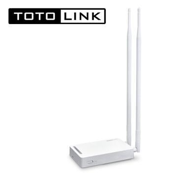 【福利品】TOTO-LINK 極速廣域無線寬頻分享器