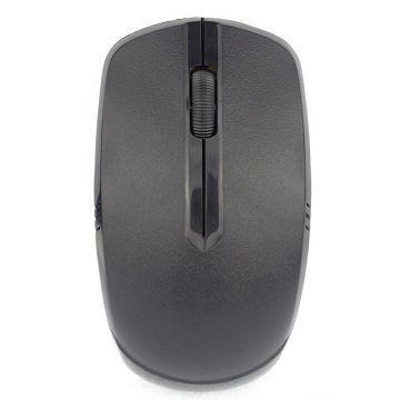 Q PNP 2.4G NANO極智無線光學滑鼠-黑 QMS-1401WBK