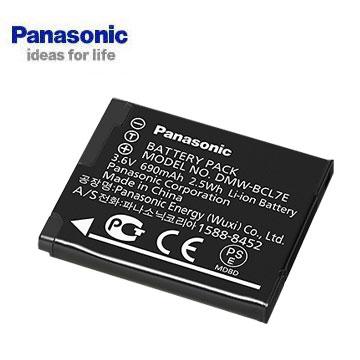 [福利品] Panasonic DMW-BCL7E原廠電池