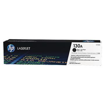 HP 130A 黑色原廠碳粉匣