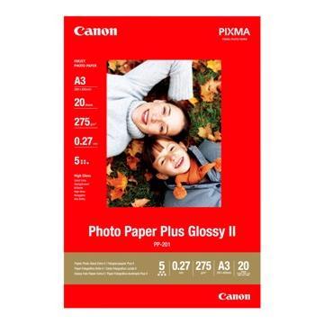 【福利品】Canon PP-201 A3 超光亮相片紙