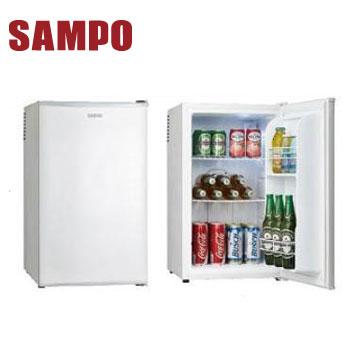 聲寶 70公升電子式冷藏箱