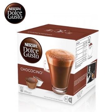 雀巢飲品膠囊-巧克力牛奶