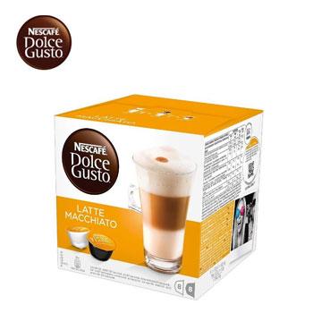 雀巢咖啡膠囊-拿鐵咖啡