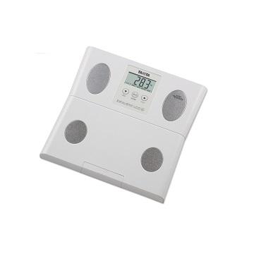 Tanita 脂肪體重計-白色