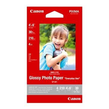 Canon GP-601 4x6相紙 GP-601 4X6 30ASA