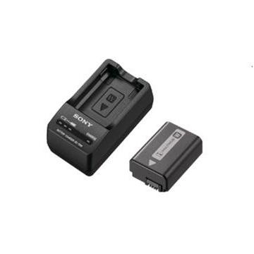 SONY ACC-TRW W型充電電池超值組