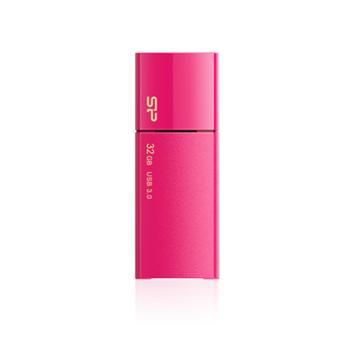【32G】廣穎 Silicon-Power Blaze B05(桃紅)隨身碟 SP032GBUF3B05V1H