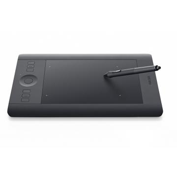 【S】Wacom Intous Pro專業版 Touch 繪圖板 - 黑