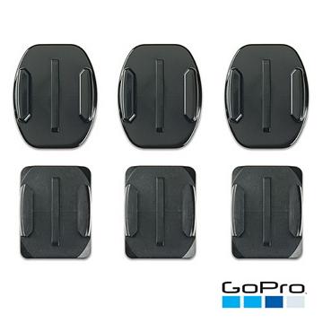 GoPro AACFT-001弧/平面黏著座