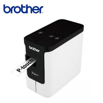 Brother PT-P700 簡易型財產標籤條碼機
