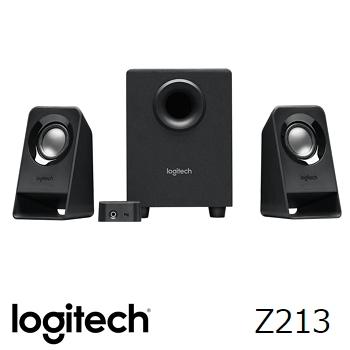 【福利品】羅技 Logitech Z213 2.1 聲道音箱喇叭系統