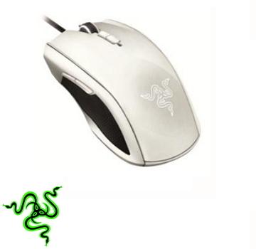 【福利品】雷蛇 Razer Taipan 太攀皇蛇滑鼠-白 RZ01-00780500