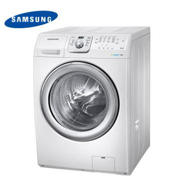 【福利品】SAMSUNG 14公斤魔力泡泡淨滾筒洗衣機 WF14F5K3AVW/TW