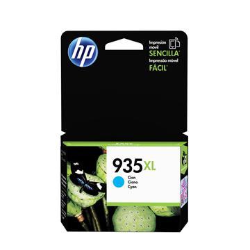 HP 935XL 藍色墨水匣 C2P24AA