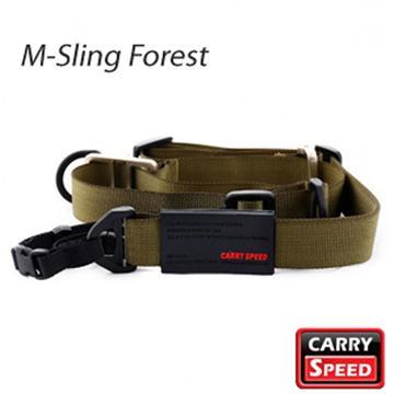 CARRY SPEED 速必達單雙肩兩用背帶-叢林綠