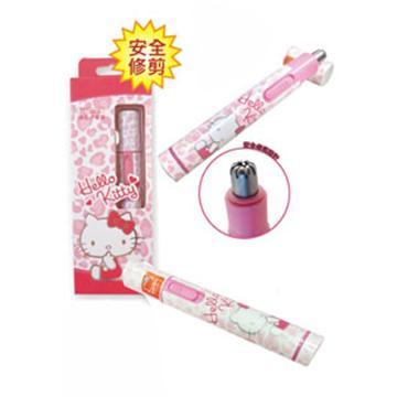 Hello Kitty隨身修容器/鼻毛器