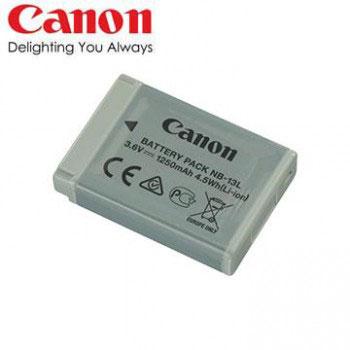 CANON NB-13L原廠數位相機電池
