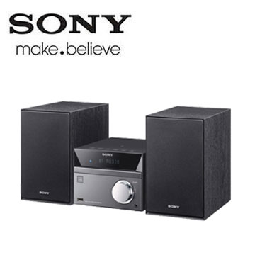 SONY NFC/藍牙組合音響 CMT-SBT40D