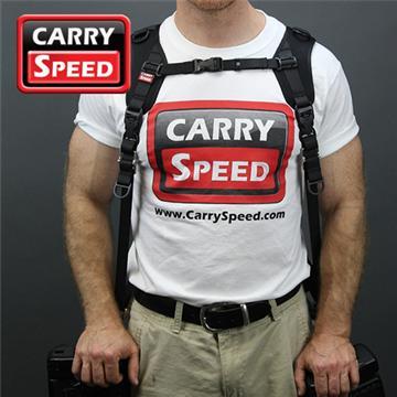 CARRY SPEED 速必達 雙肩相機背帶