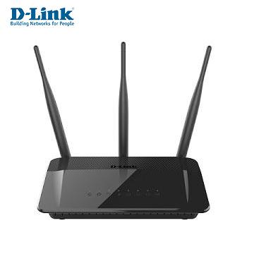 D-Link Wireless AC750雙頻無線路由器