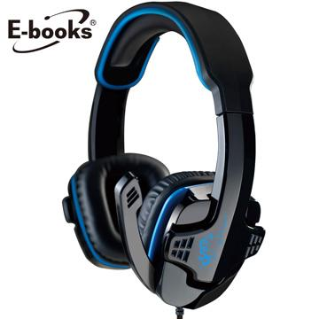E-books S25 電競頭戴耳機麥克風 E-EPA087