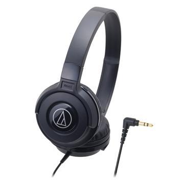 【福利品】鐵三角 S100耳罩式耳機-黑