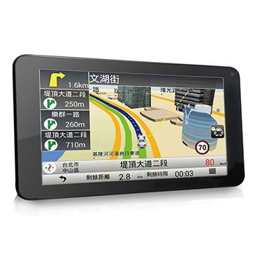 【拆封品】【Wi-Fi】PAPAGO GoPad7 7吋GPS聲控導航平板