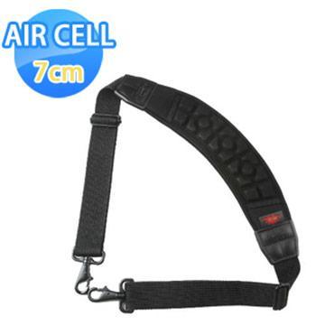 AIR CELL-06 韓國7cm雙鉤弧型相機背帶 神秘黑