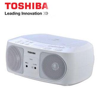 展-TOSHIBA USB手提CD音響