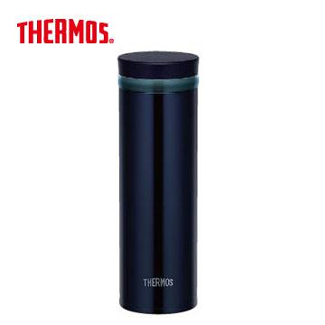 膳魔師輕量型不鏽鋼保溫瓶-黑色