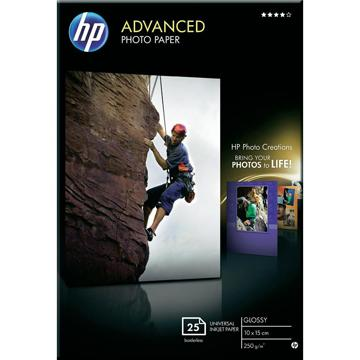 HP Advanced 先進相紙
