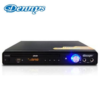 Dennys HDMI DVD播放器   DVD-6400