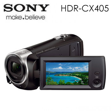 SONY CX405記憶卡式高畫質攝影機 HDR-CX405