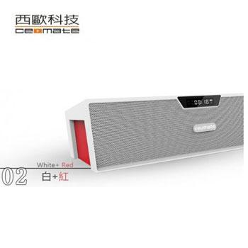 西歐科技 紐約長島藍牙揚聲器 CME-8019(白)