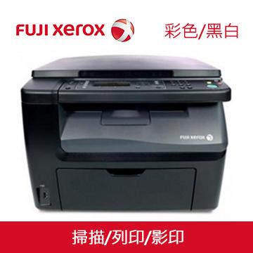 【送贈品】Fuji Xerox DocuPrint CM115w 無線彩色複合機