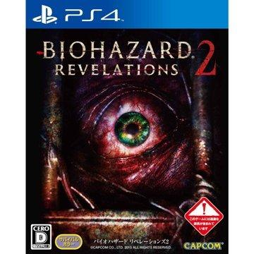 PS4- 惡靈古堡:啟示 2 (中文版)
