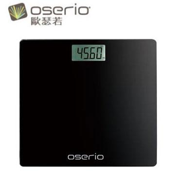oserio超薄玻璃體重秤