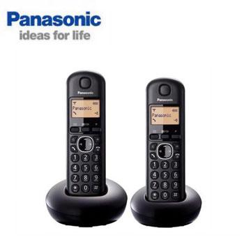 國際牌Panasonic DECT雙機數位無線電話
