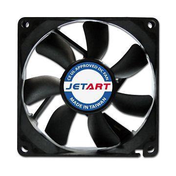 JETART 9公分靜音直流風扇 DF9225P