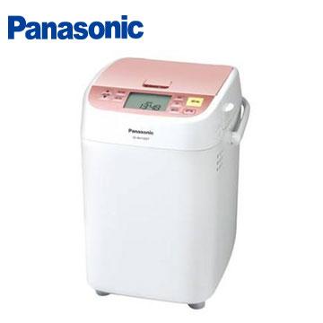 【福利品】Panasonic 1斤製麵包機-粉紅