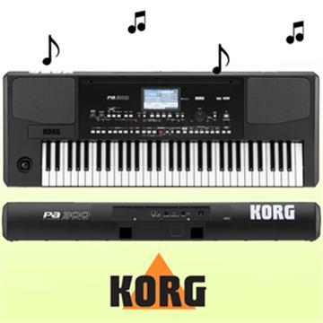 KORG PA 系列編曲鍵盤