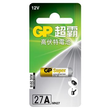 GP超霸高伏特電池27A x 1入
